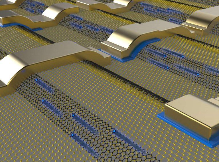 Les nanorubans de graphène font un pas de plus vers l'électronique du futur