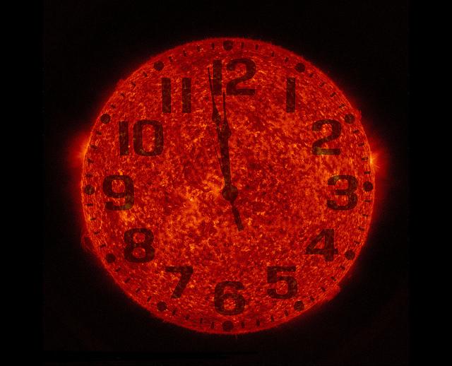 100 secondes avant minuit sur l'horloge de l'apocalypse !