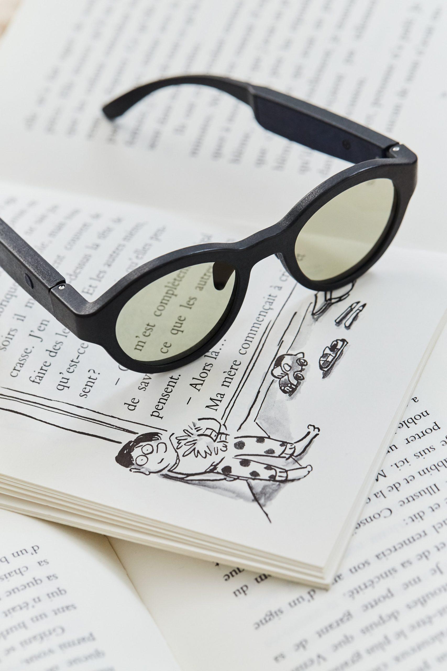Lexilens : Les lunettes qui facilitent la lecture des personnes dyslexiques