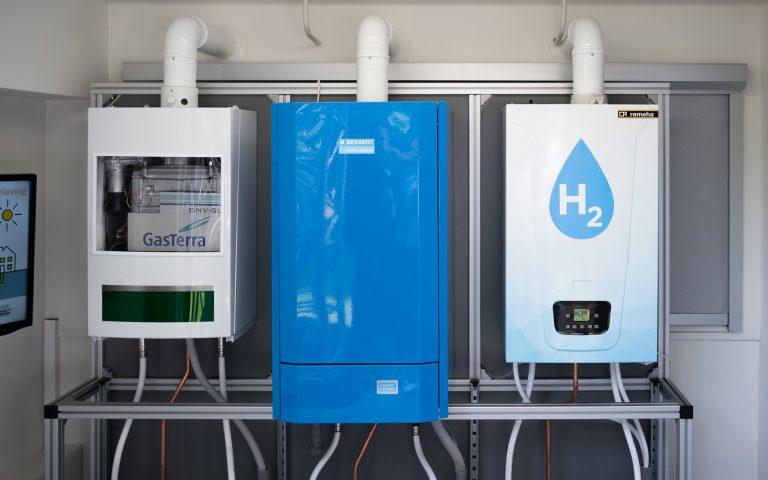 La chaudière à hydrogène débarque en France