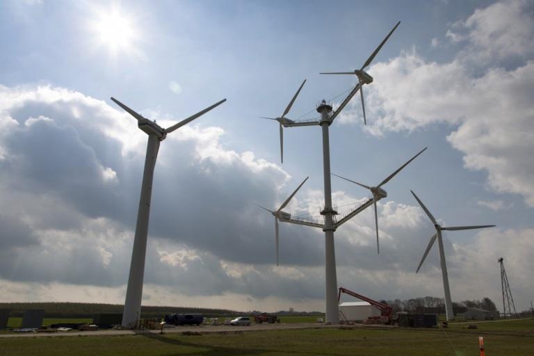 Des éoliennes munies de 4 rotors vont-elles bientôt fleurir dans nos campagnes ?