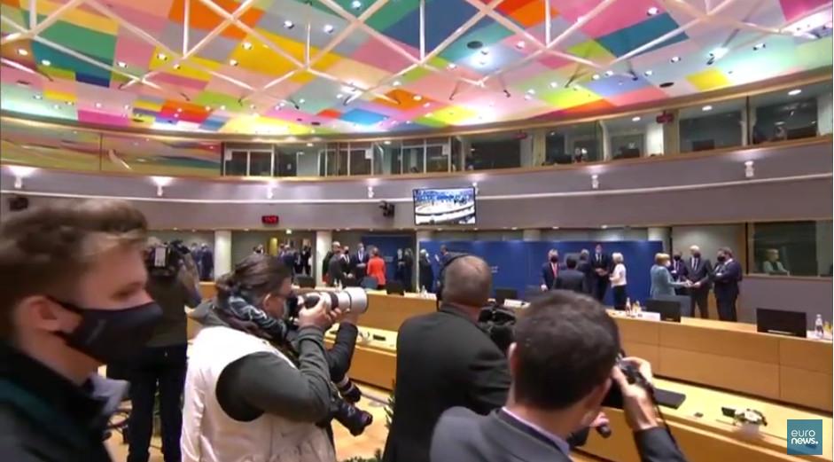 UE : accord des 27 pour réduire d'au moins 55 % leurs émissions de CO2 d'ici 2030