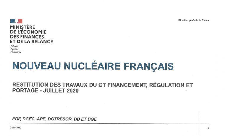 Nucléaire : la construction de nouveaux réacteurs coûte que coûte (cher et subventionné)