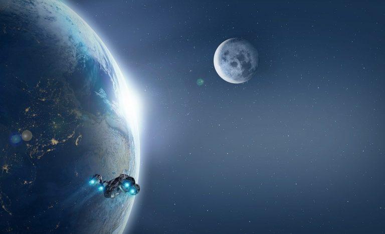Une physicienne a inventé un moteur qui nous permettrait d'atteindre Mars dix fois plus vite