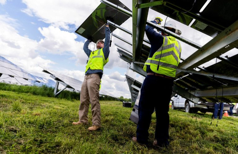 Think before trashing: The second-hand solar market is booming