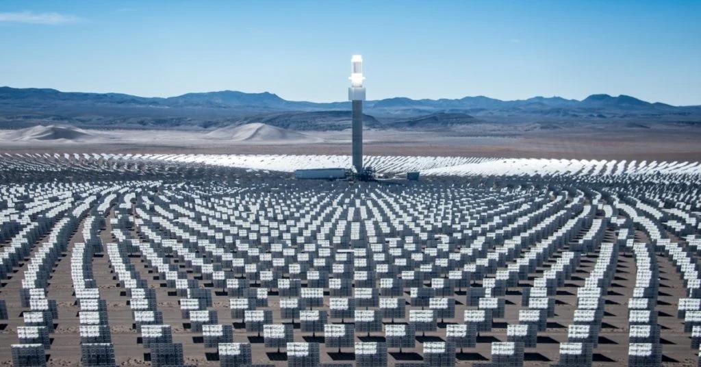 TuNur : l'immense centrale solaire d'Afrique pourrait bientôt alimenter l'Europe en énergie.