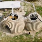 Un habitat 100 % écologique obtenu à l'aide d'un système d'impression 3D modulaire