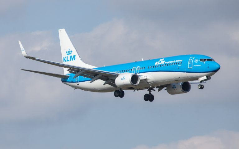 Première mondiale : KLM opère un vol commercial avec du kérosène synthétique « vert »