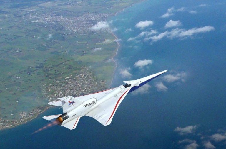 La FAA autorise les essais en vol de supersoniques