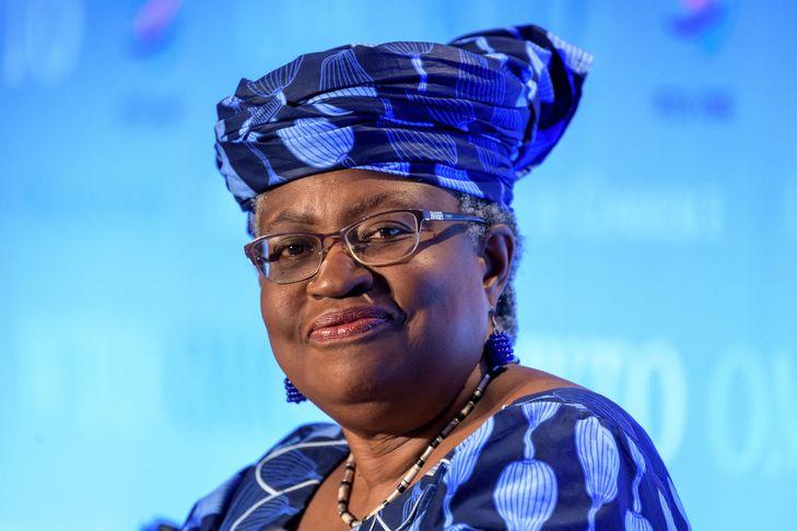 Ngozi Okonjo-Iweala, première femme à la tête de l'OMC