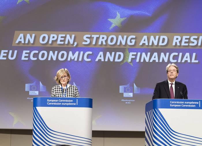 La Commission européenne réaffirme ses ambitions sur le rôle international de l'euro