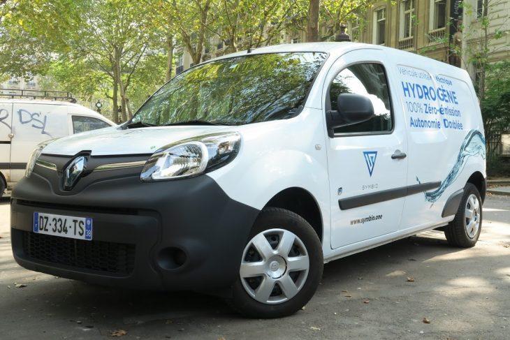 Renault bientôt leader des utilitaires légers à hydrogène ?