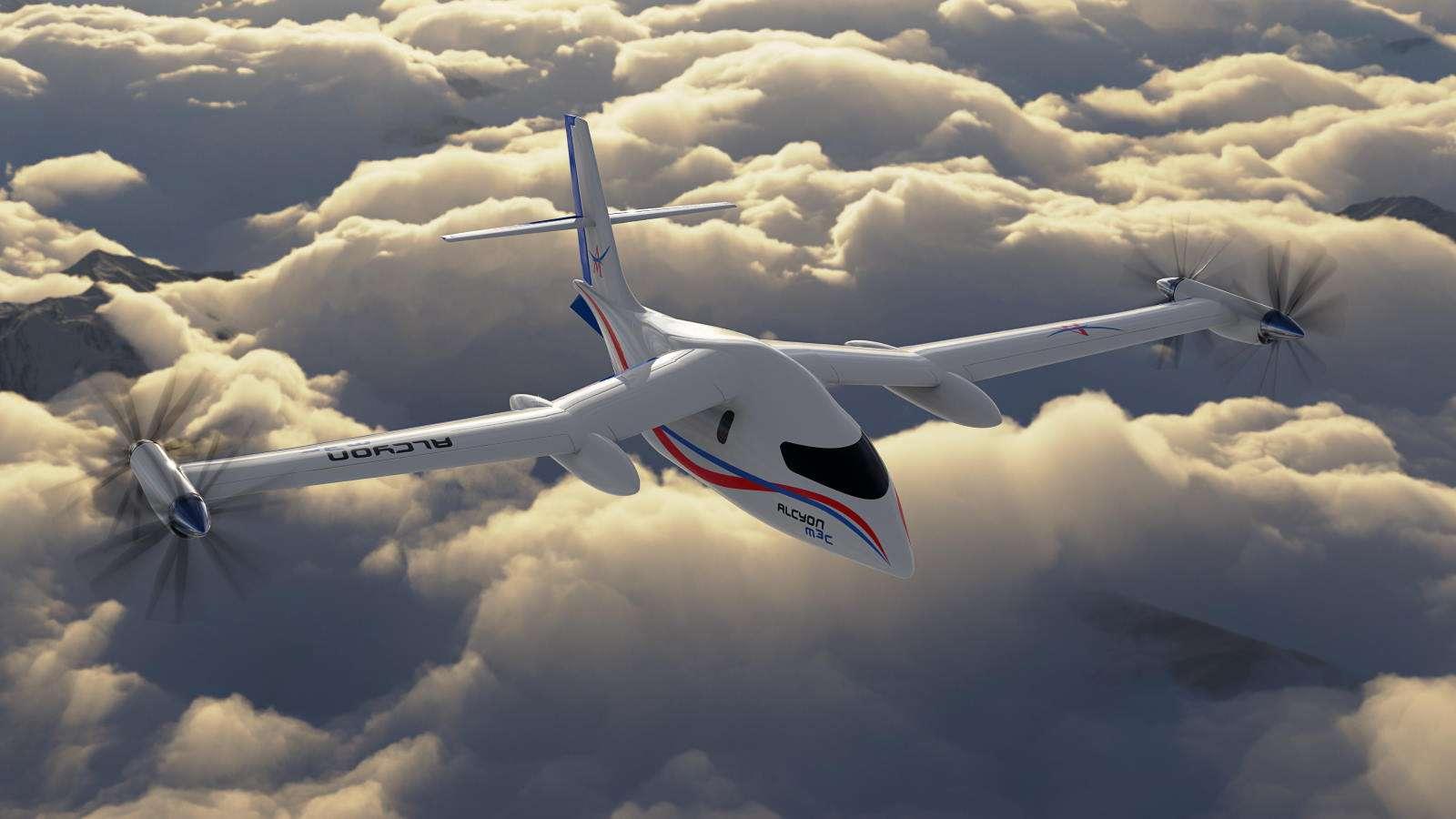 Un avion de ligne hybride made in France pour 2026 ?