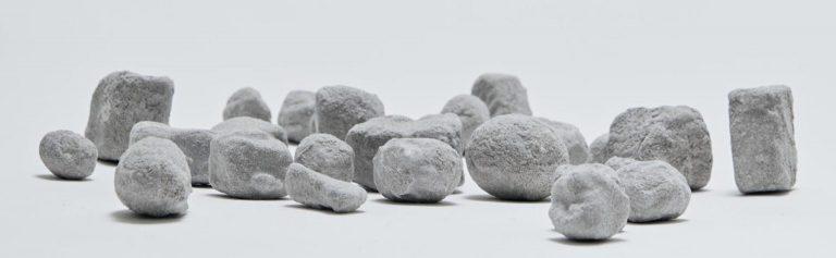 Recyclage : Neolithe  Transforme vos déchets en pierre
