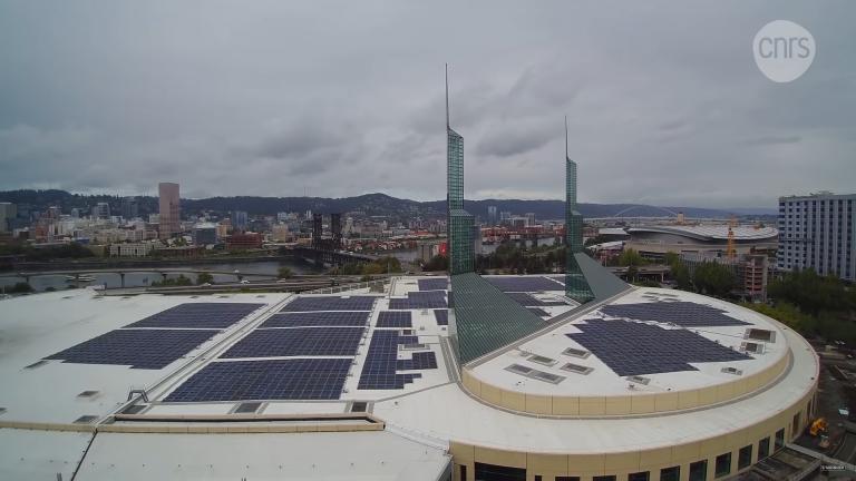 Des cellules solaires ultrafines pour le photovoltaïque de demain