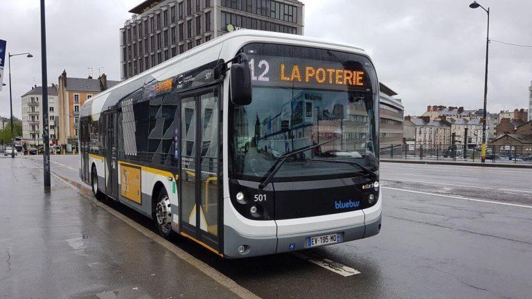 Bolloré va travailler avec Navya pour rendre ses Bluebus autonomes