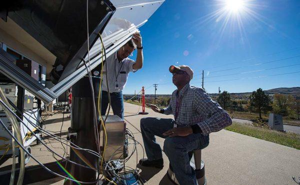 Quelle performance pour les panneaux solaires après 25 ans de test ?