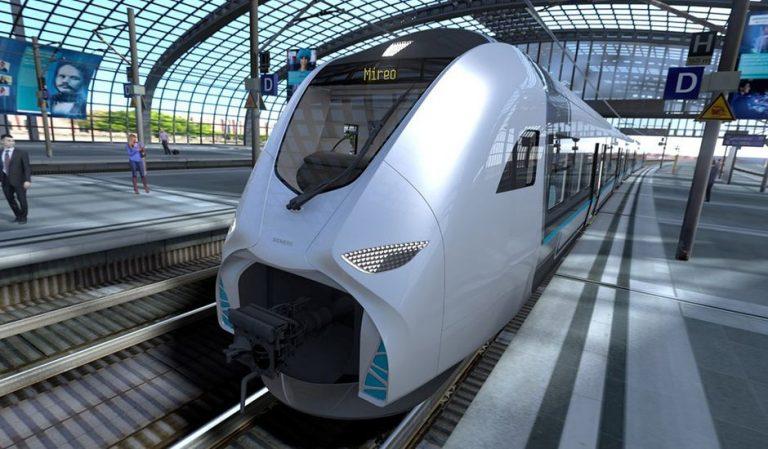 La Deutsche Bahn s'associe à Siemens Mobility pour des trains à hydrogène