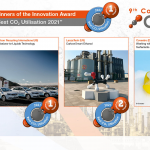 """""""Best CO2 Utilisation 2021″:The three winners of the innovation award are turning CO2 into methanol, cleaners, plastic packaging or surfactants"""