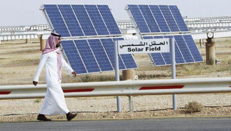L'Arabie saoudite, pays du pétrole, se tourne vers les énergies renouvelables