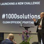 Bertrand Piccard tient ses 1000 solutions pour le climat
