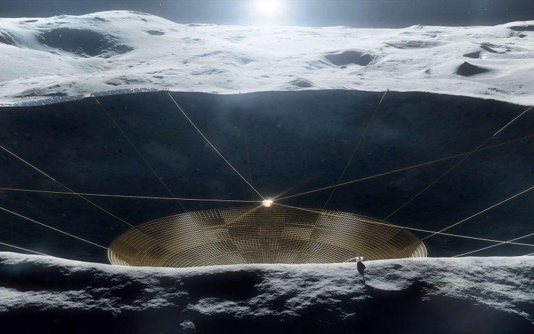 L'astronome Jean Schneider nous détaille le projet d'un télescope géant sur la Lune