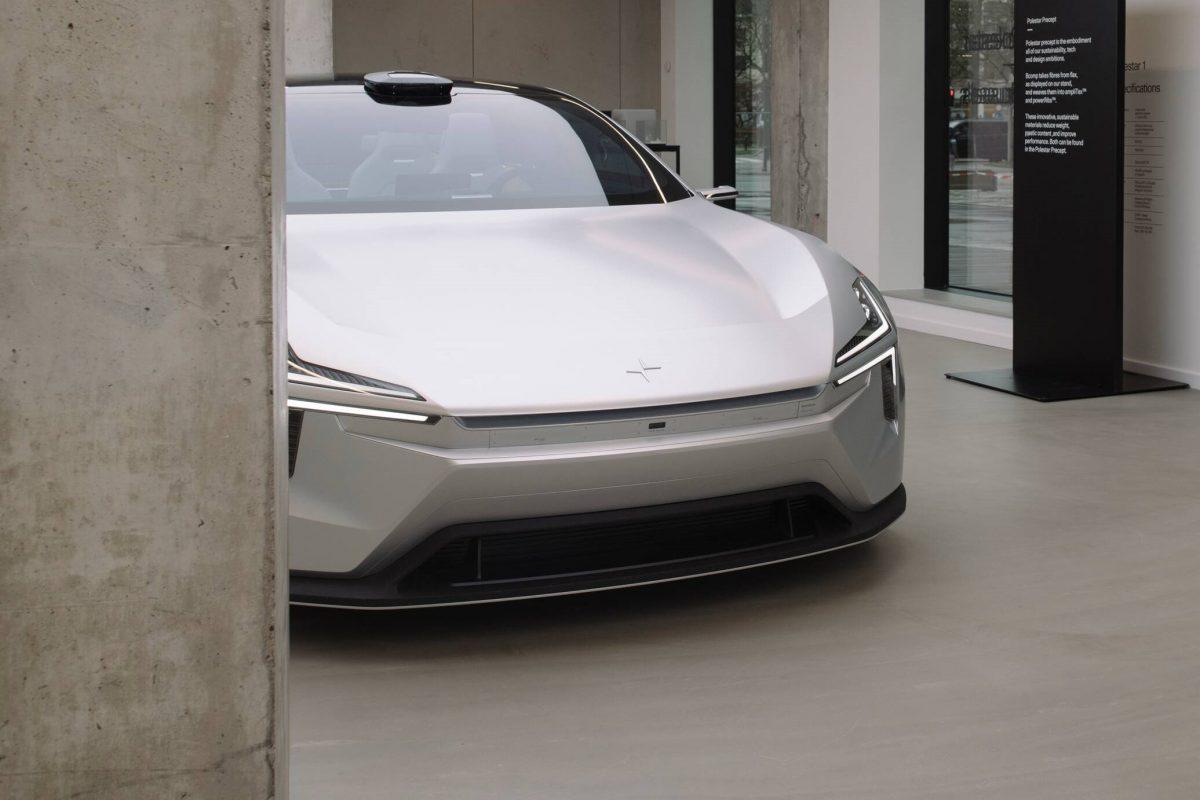 Polestar 0 Project : une voiture neutre carbone en 2030