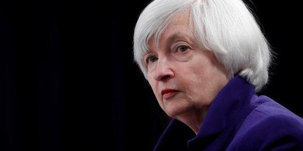 Janet Yellen veut un impôt des sociétés minimum des pays du G20