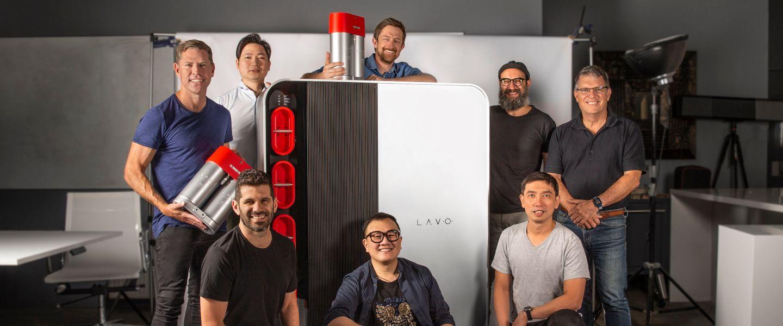 Lavo, la première batterie à hydrogène pour les particuliers