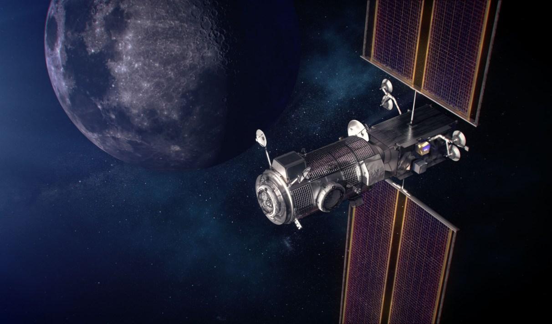 SpaceX participera à la mise en place de la station spatiale lunaire