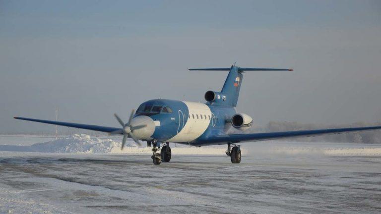 L'avion russe doté d'un moteur électrique supraconducteur devrait être présenté au public cet été