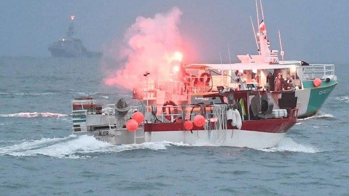 TOUT COMPRENDRE – Jersey: pourquoi les tensions sur la pêche post-Brexit s'enveniment