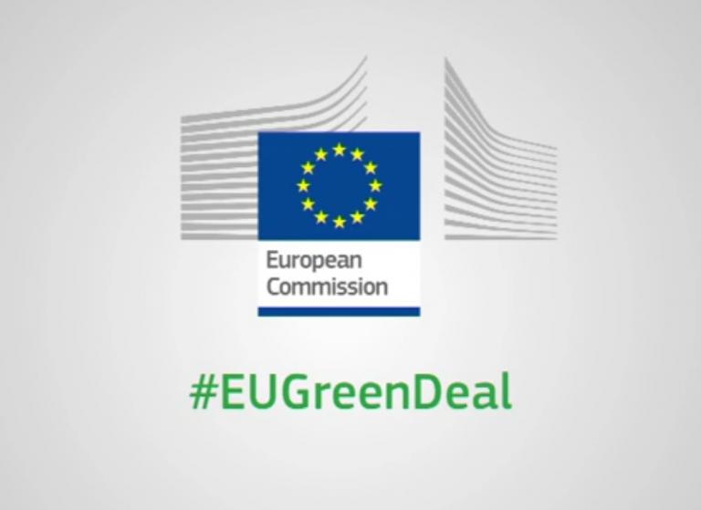 Un pacte vert pour l'Europe