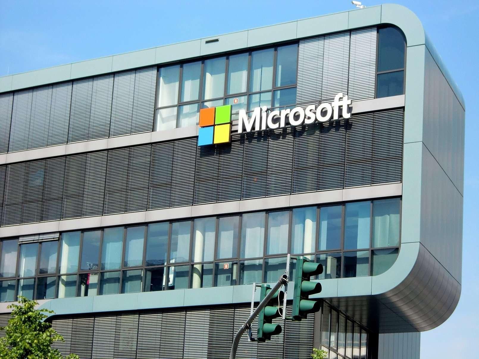 Bilan carbone : Microsoft met la barre très haut