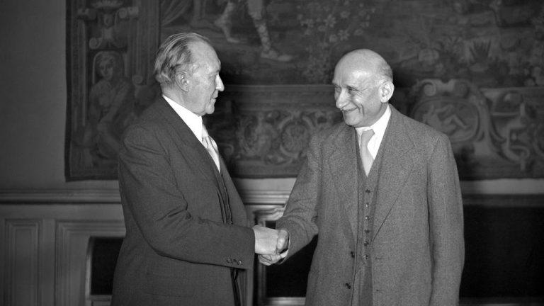 Schuman, Monnet et la construction européenne liés à la CIA ? Retour sur un hoax tenace