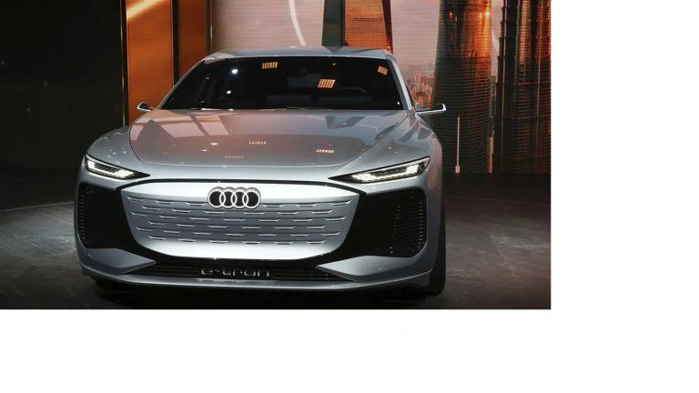 Audi passera au tout électrique en 2033