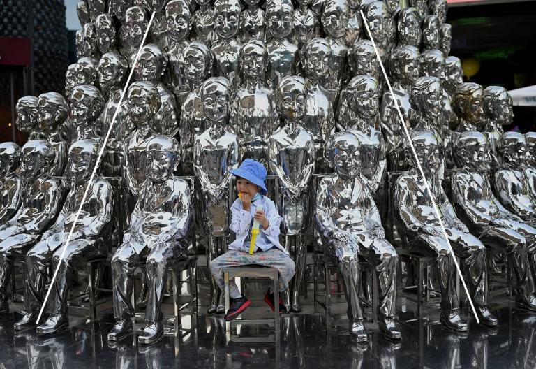 En Chine, la menace d'un fardeau pour les générations futures