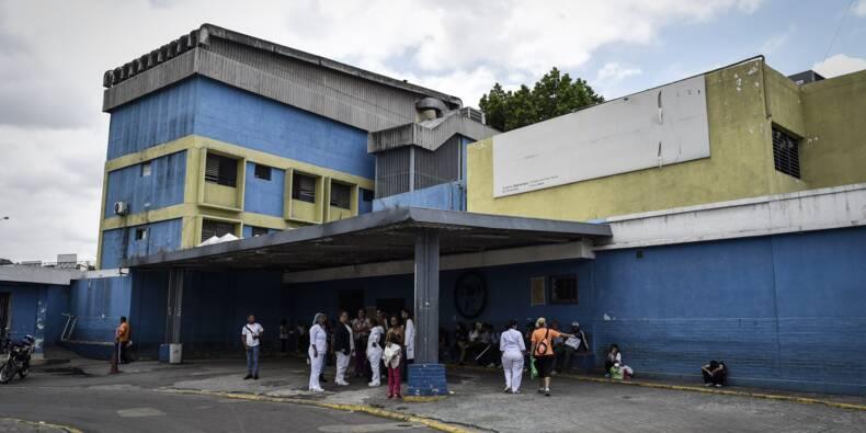 2,2 dollars de salaire mensuel, la triste réalité des hôpitaux vénézuéliens