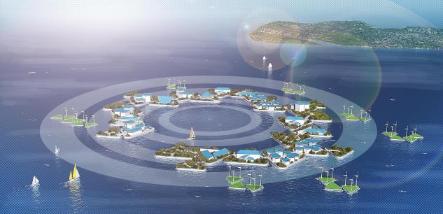 Habiter sur l'Océan ne sera bientôt plus une utopie