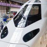 LA SNCF DÉVOILE LA MOTRICE DU «TGV DU FUTUR»