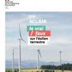 Ministère de la transition écologique : le vrai/faux sur l'éolien terrestre
