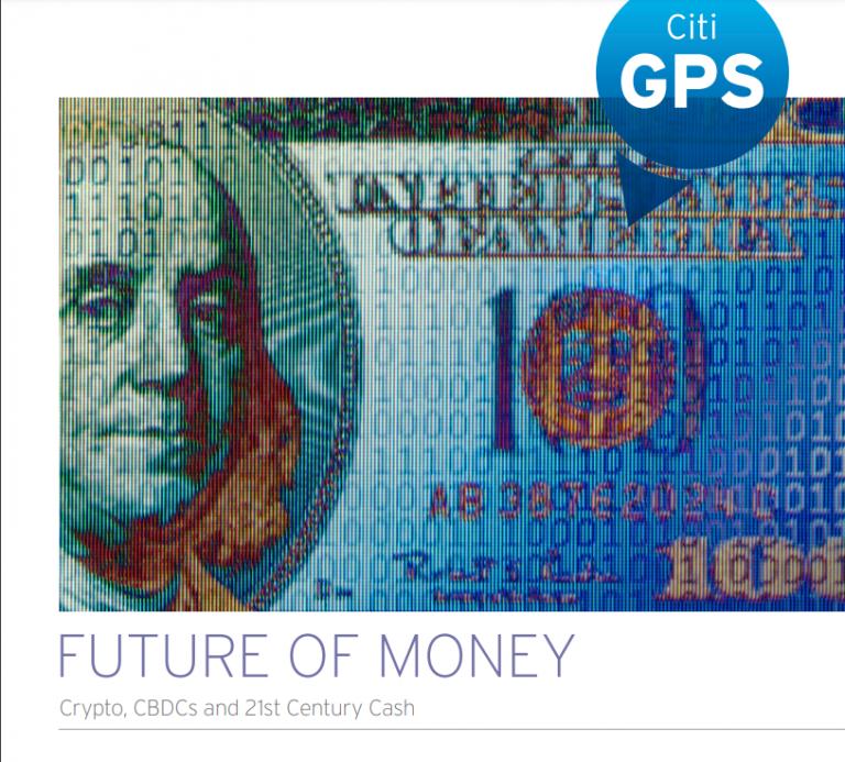 Future of Money Crypto, CBDCs and 21st Century Cash