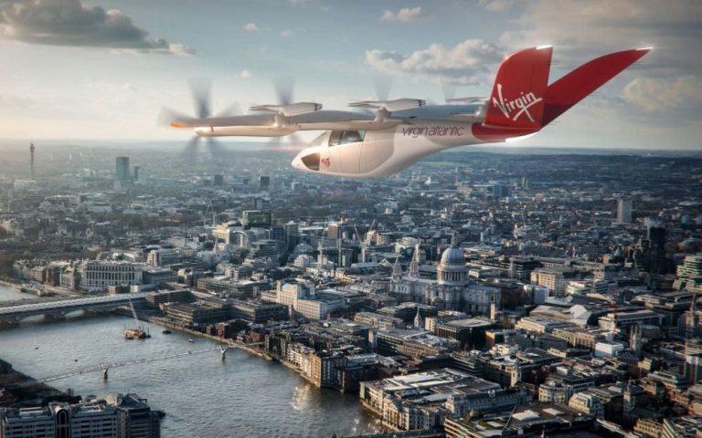 Virgin s'envole vers les avions-taxis électriques