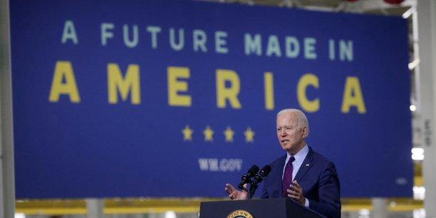 Etats-Unis : Avec un budget de 6.000 milliards pour 2022, Biden veut « réinventer l'économie américaine »