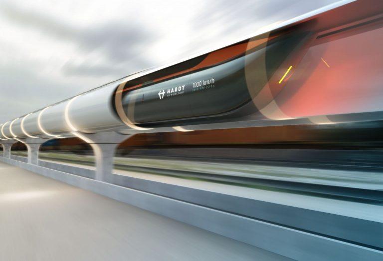 Bruxelles – Anvers en 6 minutes : la Flandre ne veut pas rater le train de l'Hyperloop