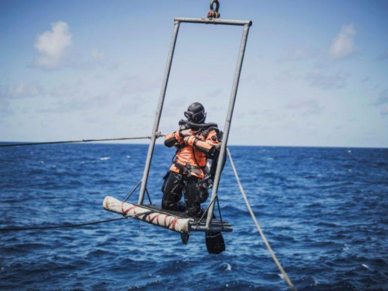 Les océans malades peuvent guérir, la preuve par l'exemple du mont Vema dans l'Atlantique