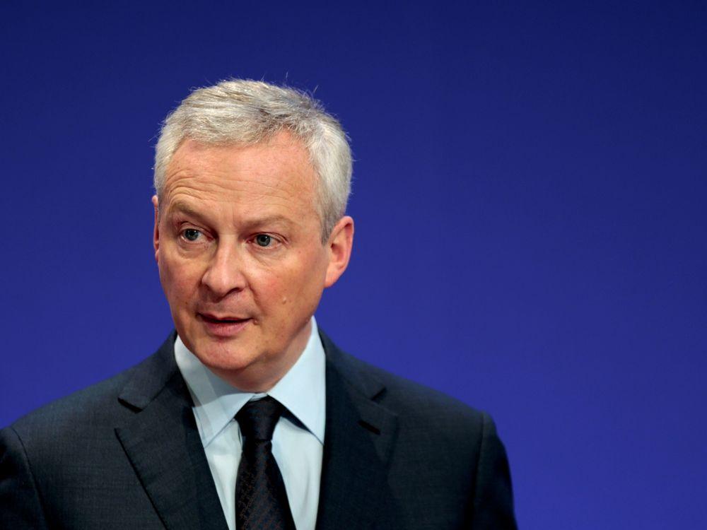 Bruno Le Maire annonce un déficit public record à 9,4%