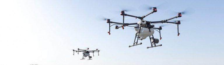 Un dispositif pour brouiller les drones hostiles