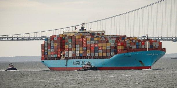 Le géant du maritime Maersk est favorable à une taxe carbone pour… le transport maritime