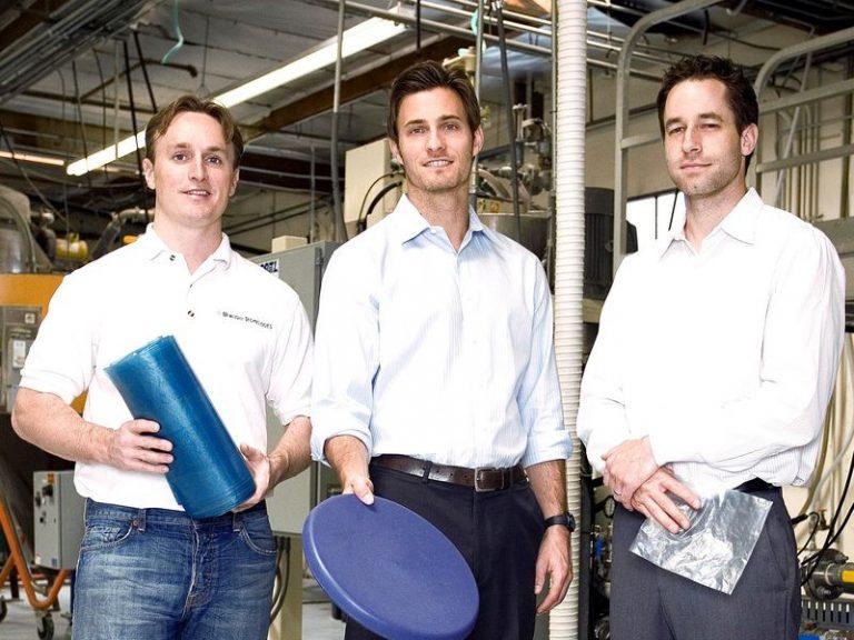 Newlight Technologies, l'entreprise californienne qui transforme le CO2 en objets du quotidien